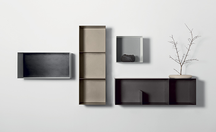 New Progetra evolves to create suspended wall units