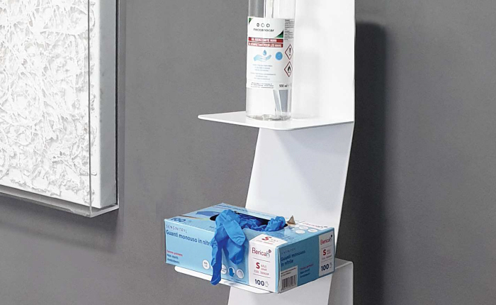 Make an evolution out of necessity: find out our new dispenser holder